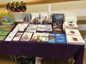 Information leaflets and Henry books