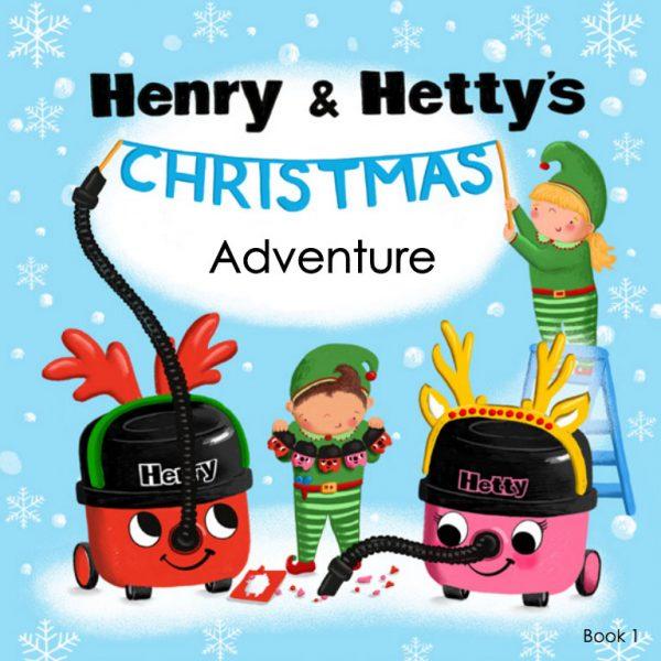 Henry & Hetty's Christmas Adventure