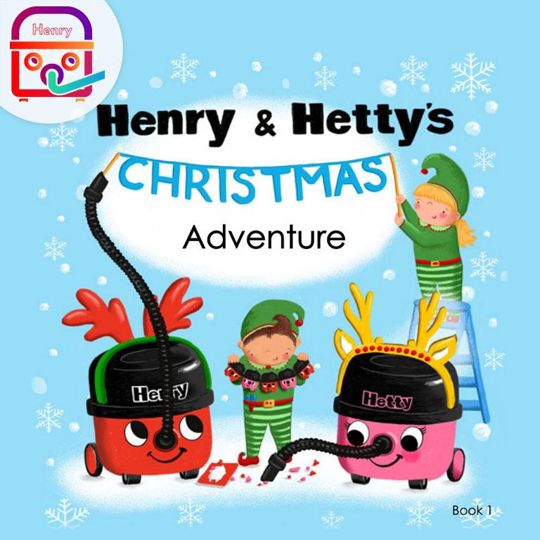 Henry's Xmas Adventures