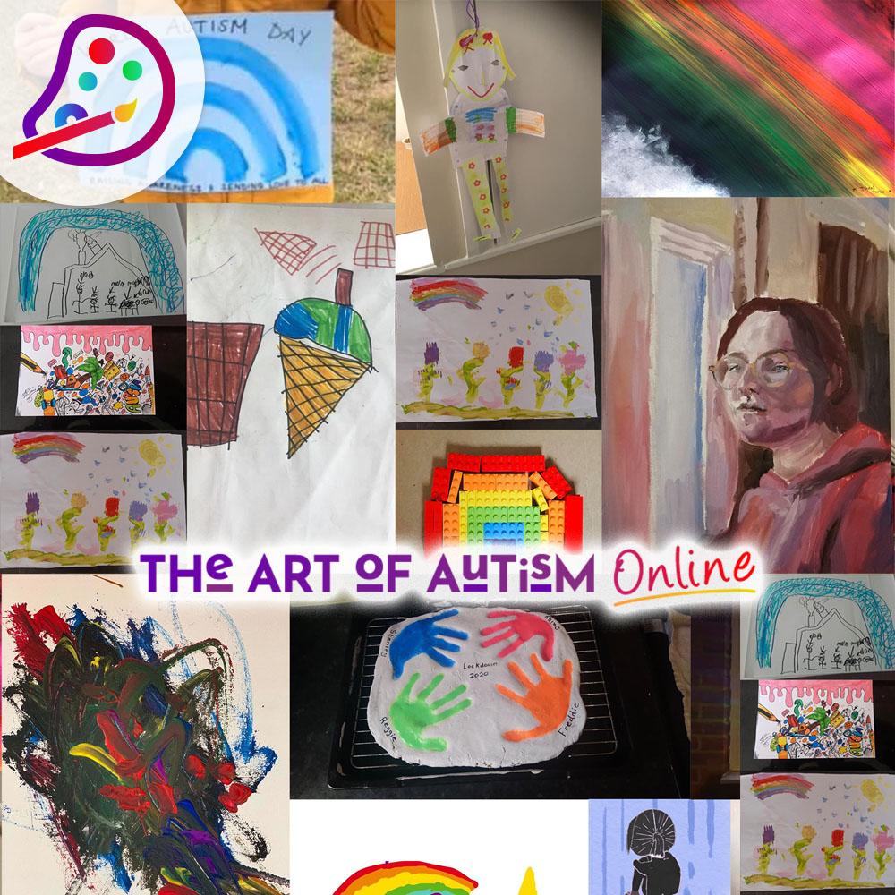 Art of Autism Online