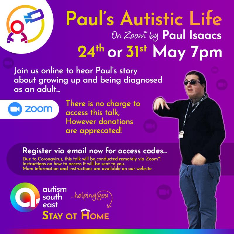 Paul's Autistic Life